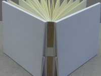 standing book ..